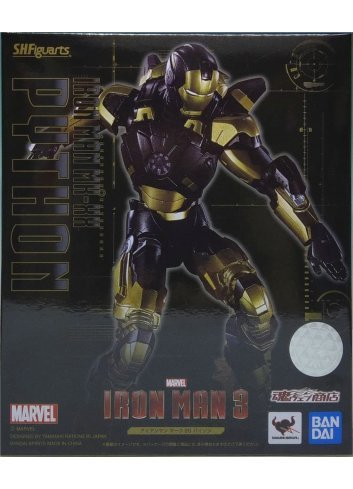 S.H.Figuarts Iron Man Mark 20 Python