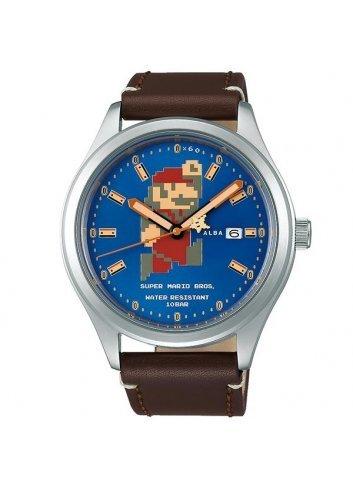 Watch (Mecanic) Super Mario Bros (Grey ver.)