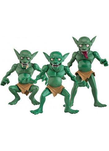 WakuWaku! Goblin Village - Aquamarine