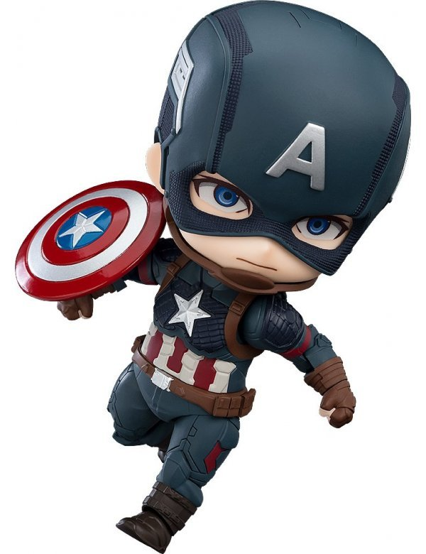 Nendoroid Avengers Figure Endgame Captain America Edition DX Ver