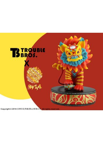 King of Lion Dance - Trouble Bros