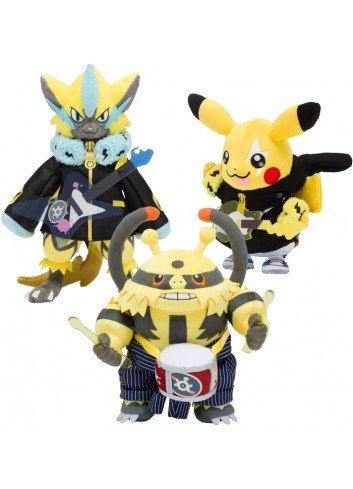 Plush Pokémon Band Fes.