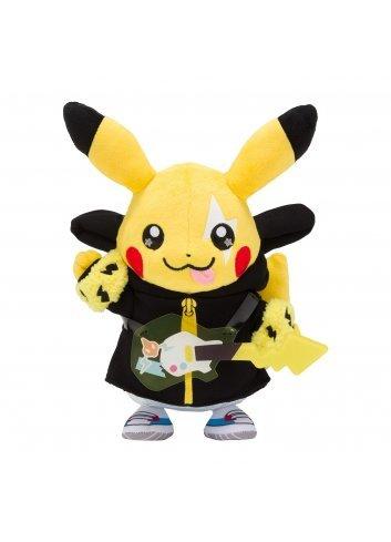 Plush Pikachu (Pokémon Band Fes)