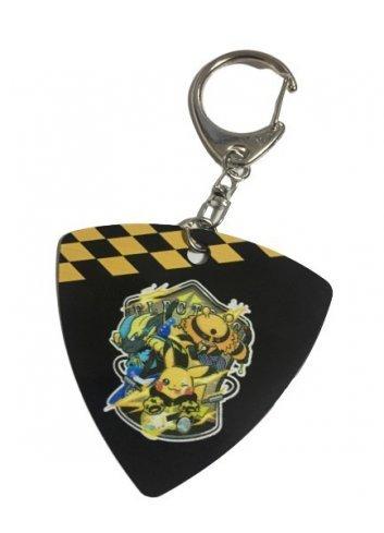 Key Holder (Black) Pokémon Band Fes