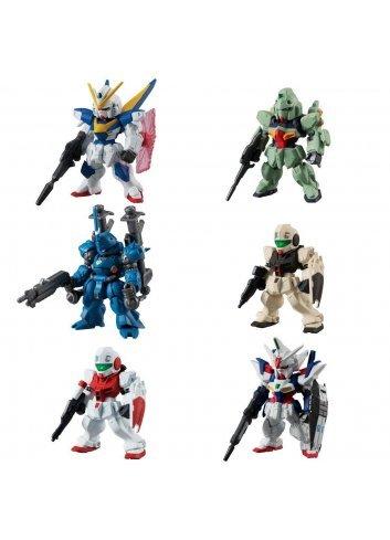FW Gundam Converge #18 (set of 6 figures) - Bandai