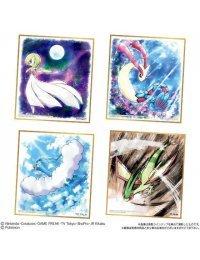 Pokémon Shikishi ART 3 (box of 10 cards)