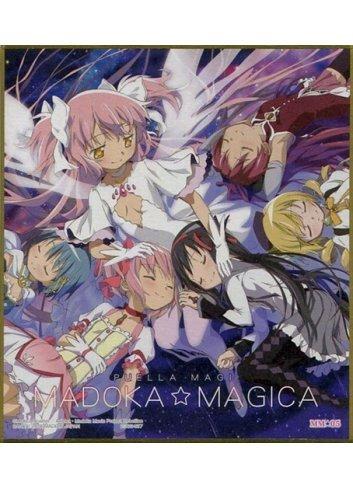 Madoga Magika Shikishi ART 3 - 05 - Bandai