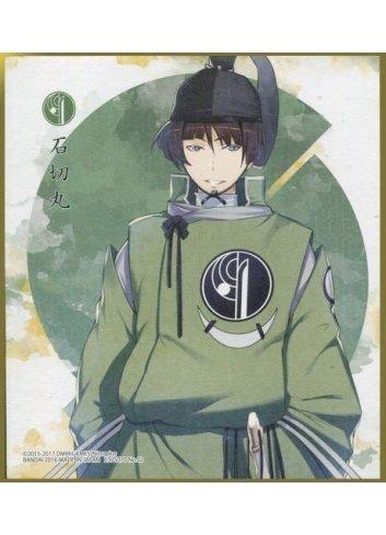 Touken Ranbu Online Shikishi ART 2 - 02 - Bandai