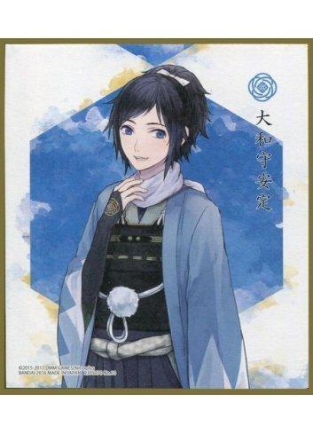 Touken Ranbu Online Shikishi ART 2 - 10 - Bandai