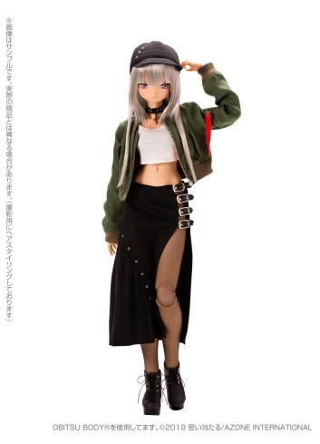 Cecily (Night of the fascination) -End of Reverberation- - Azone International