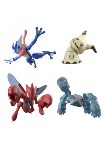Shodo Pokémon 2 - Bandai