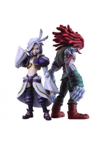 Bring Arts Kuja & Amarant Coral - Square Enix