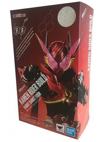 S.H.Figuarts Kamen Rider Build (Rabbit Rabbit form)
