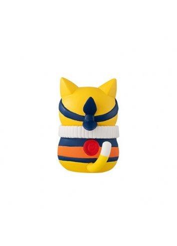 Nyaruto! Konoha no Yukai na Nyanko-tachi Ver. (Set of 8 figures) - Megahouse