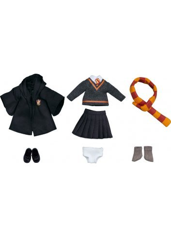 Nendoroid Doll Clothes Set Gryffindor Uniform Girl - Good Smile Company