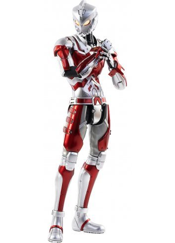 Ultraman Ace Suit (Anime Version) - threezero