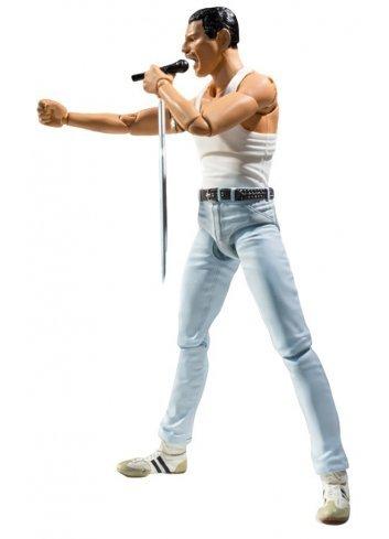 S.H.Figuarts Freddy Mercury (Live Aid ver.)