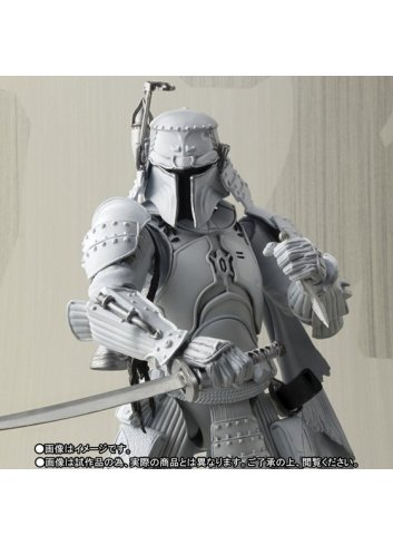 Meisho Movie Realization - Ronin Jango Fett (Geppaku Armor) - Bandai