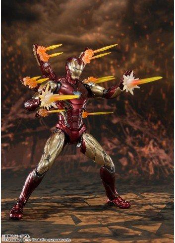 S.H.Figuarts Iron Man Mark 85 (Final Battle Edition) - Bandai Spirits