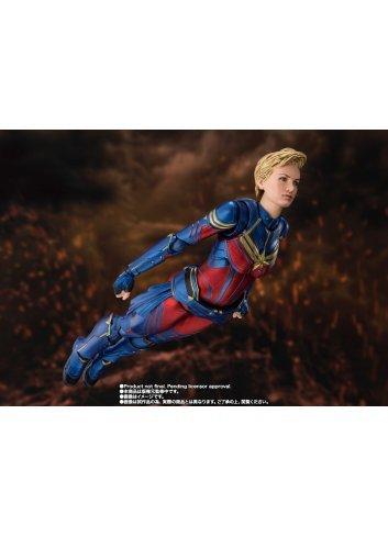 S.H.Figuarts Captain Marvel - Bandai Spirits