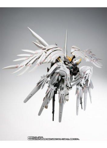 G.F.F.M.C. Wing Gundam Snow White Prelude