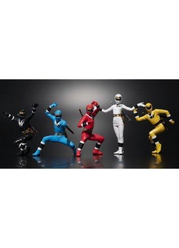 HG series - Ninja Sentai Kakuranger (set of 5 figures)