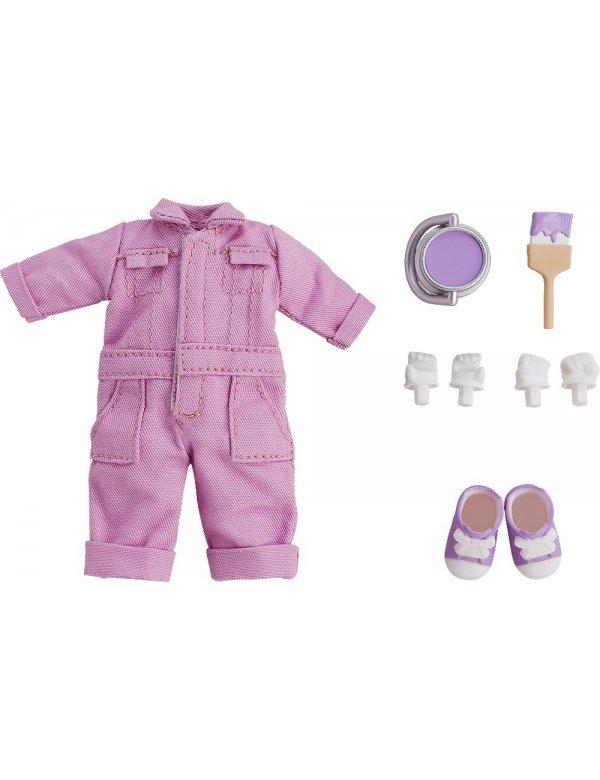 Nendoroid Doll Clothes Set Colorful Jumpsuit Purple - Good Smile Company
