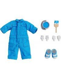 Nendoroid Doll Clothes Set Colorful Jumpsuit Blue - Good Smile Company