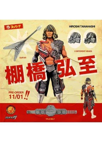 New Japan Pro-Wrestling Hiroshi Tanahashi - Super 7