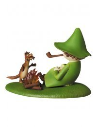 UDF Moomin Series 6 Snufkin & Teety-Woo - Medicom Toy