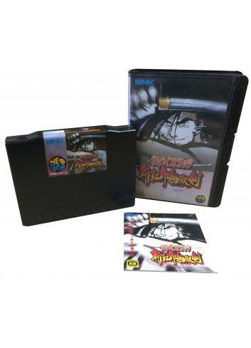 Samurai Spirits Zankurou Musouken (Neo Geo AES)