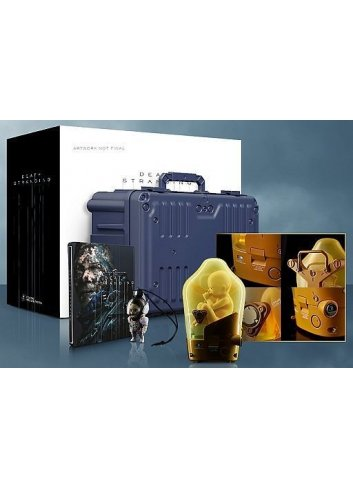 Death Stranding (Collector's Edition) (PS4)