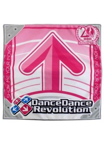 Dance Dance Revolution Panel Floor Mat Pink