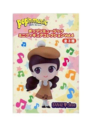 pop'n music - Pugyutto Vol.4 - SANAE-chan - Eikoh