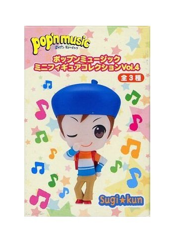 pop'n music - Pugyutto Vol.4 - Sugi-kun - Eikoh
