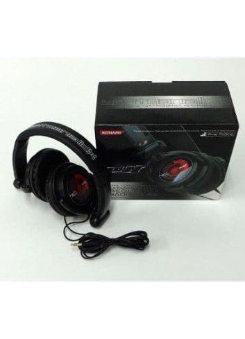 beatmania IIDX FREQUENCY HEADPHONES - Audio Technica