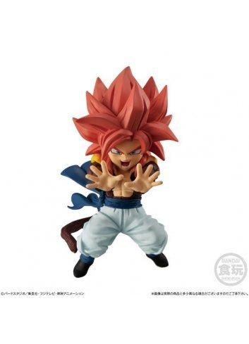 Dragon Ball Adverge Motion 3 - Gogeta (SSJ4) - Bandai