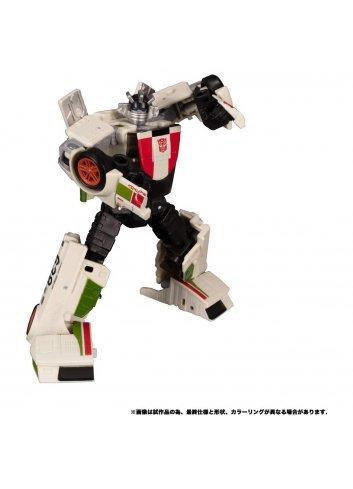 Transformers Earth Rise ER-03 Wheeljack - Takara Tomy