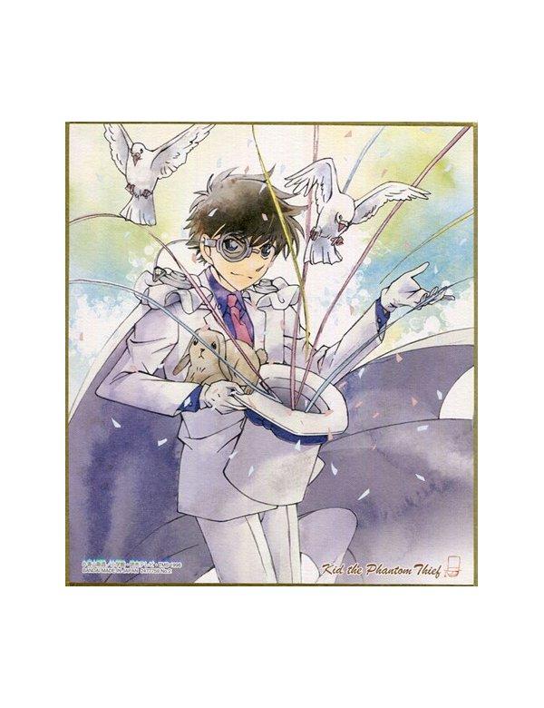 Detective Conan Shikishi ART 2-01Bandai