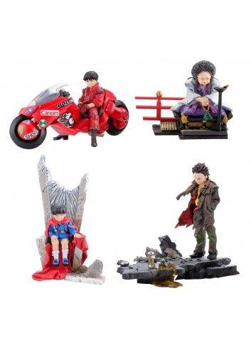 miniQ AKIRA PART.3 (Set of 4 figures)