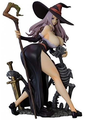 Sorceress (Darkness Crow Ver.) - Orchid Seed