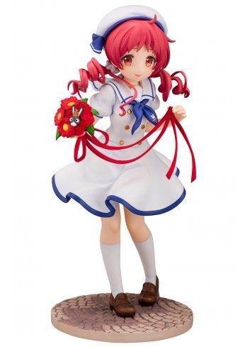 Megu (Summer Uniform) - Plum