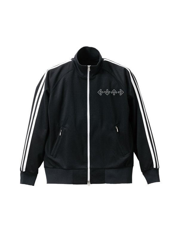 Jacket Dance Dance Revolution (BLACK x WHITE - L)