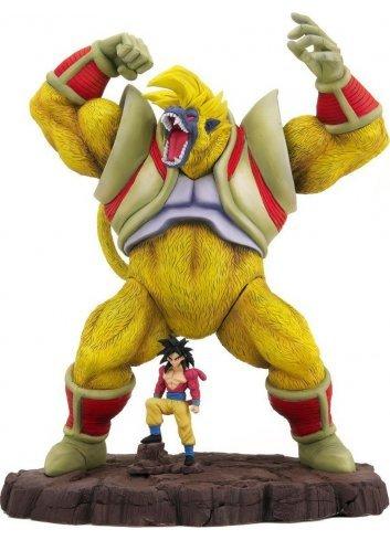 Dragon Ball Arise - Oozaru Baby & Son Goku (SSJ4)