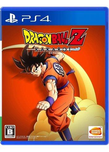 Dragon Ball Z Kakarot (PS4) - Bandai Namco Entertainment