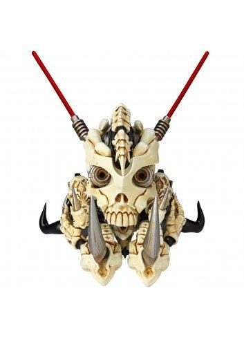 Assemble Borg Skull Spartan - Kaiyodo