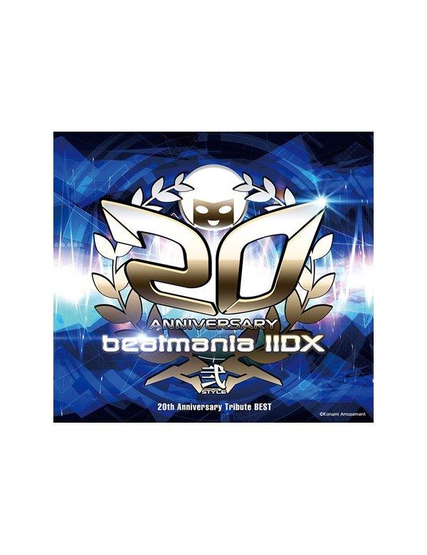 beatmania IIDX 20th Anniversary Tribute BEST + B2 Poster