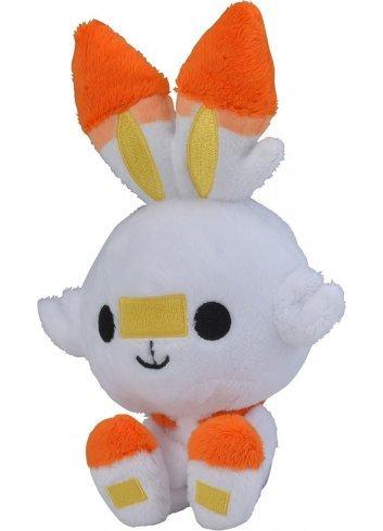 Pokémon Dolls Hibani (Scorbunny)