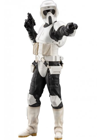 ARTFX+ Scout Trooper - Kotobukiya
