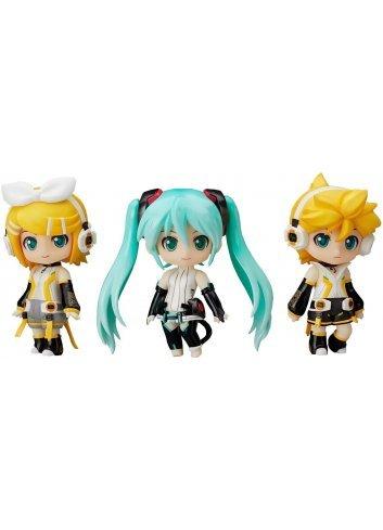 Nendoroid Petite: Miku/Rin/Len Append Set